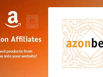 Azonberg – Gutenberg Amazon Affiliates Embed