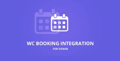 Dokan WooCommerce Booking Integration