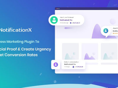 NotificationX Wordpress Plugin