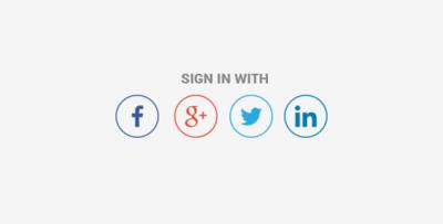 Profile Builder Social Connect Addon