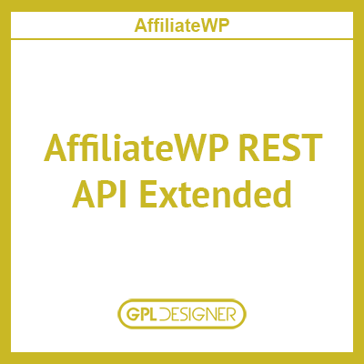 AffiliateWP REST API Extended