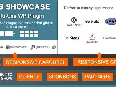 Logos Showcase – Multi Use Responsive Plugin