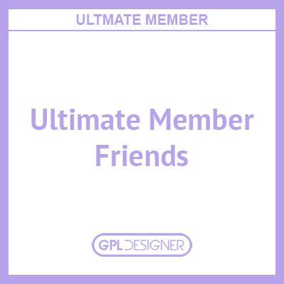Ultimate Member – Friends