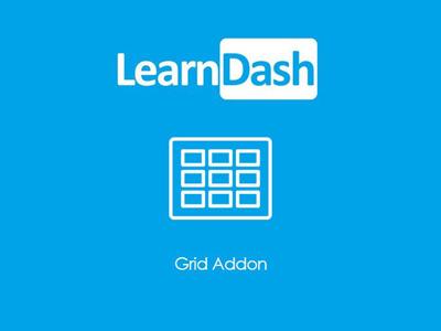 LearnDash LMS Course Grid