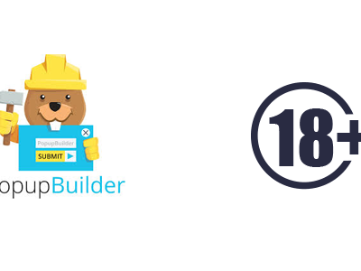 Popup Builder Age Restriction Extension