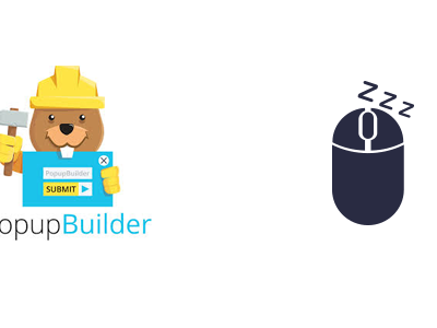 Popup Builder Inactivity Event Extension