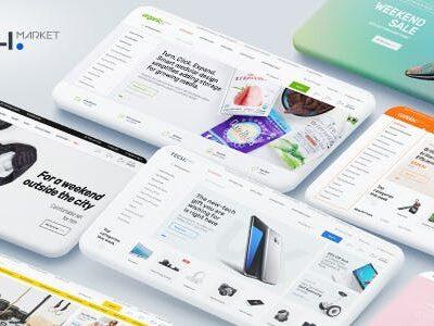 Techmarket Multi Demo & Electronics Theme