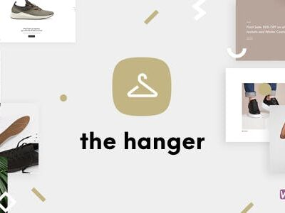 The Hanger Versatile WooCommerce Theme