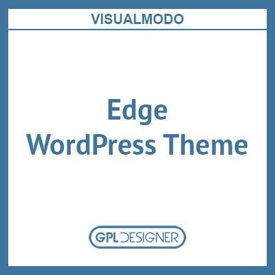 Edge WordPress Theme