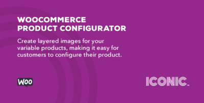 Iconic WooCommerce Product Configurator