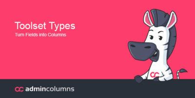 Admin Columns Pro Toolset Addon Plugin