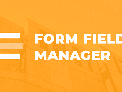 Givewp Form Field Manager Add On