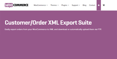 Woocommerce Customerorder Xml Export Suite