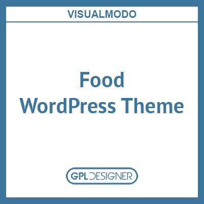 Food WordPress Theme