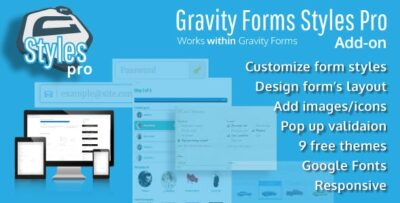 Gravity Forms Styles Pro Add On