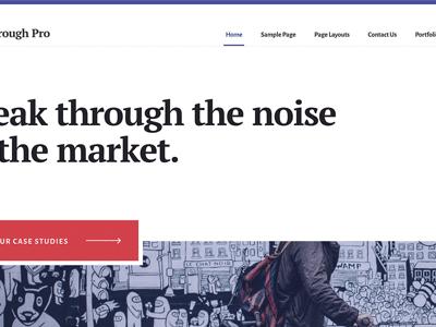 StudioPress Breakthrough Pro Theme