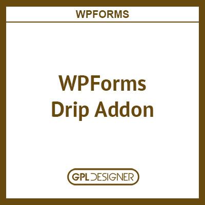 WPForms Drip Addon