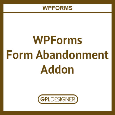 WPForms Form Abandonment Addon