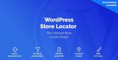 WordPress Store Locator