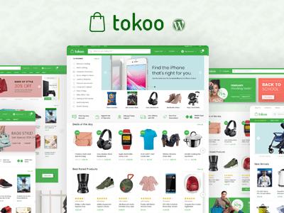 Tokoo – Electronics Store WooCommerce Theme