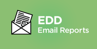 Easy Digital Downloads Email Report Addon