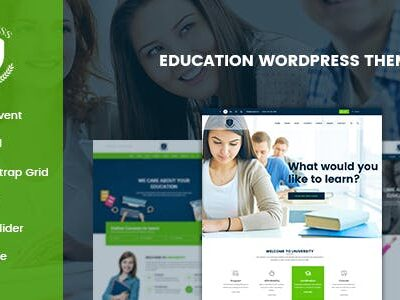 Campress Responsive Education WordPress Theme