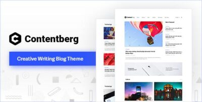 Contentberg Content Marketing & Personal Blog