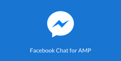 Facebook Chat Extension For AMP