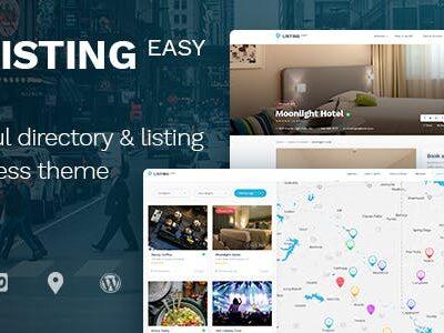 ListingEasy Directory Listing