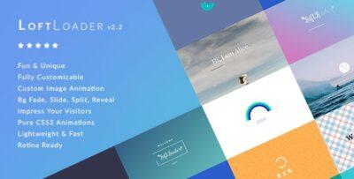 LoftLoader Pro Preloader Plugin For WordPress