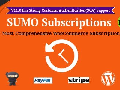 SUMO Subscriptions WooCommerce Subscription System