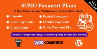 SUMO WooCommerce Payment Plans