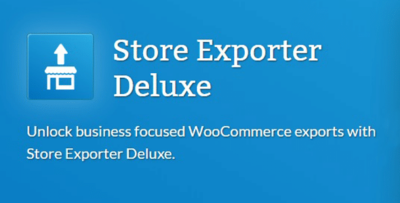 Store Exporter Deluxe For WooCommerce