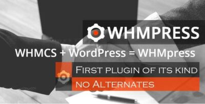 WHMpress WHMCS WordPress Integration Plugin