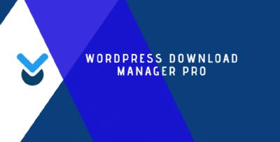 Wordpress Download Manager Pro Amazon S3