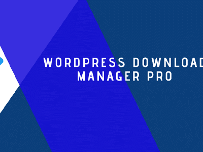 Wordpress Download Manager Pro Amazon S3