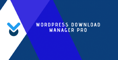 Wordpress Download Manager Pro Form Lock Add On