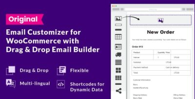 Email Customizer Drag And Drop Builder