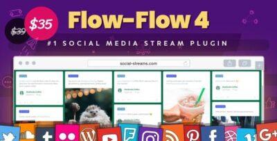 Flow Flow Wordpress Plugin