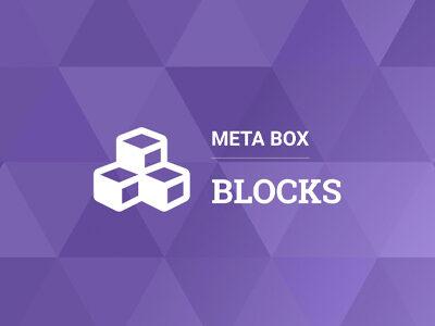 Meta Box Blocks Plugin
