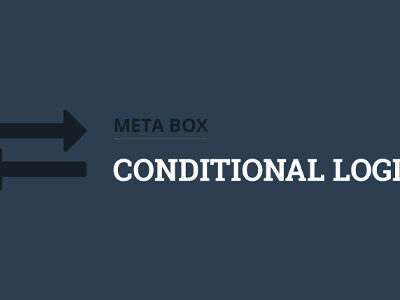 Meta Box Conditional Logic Plugin