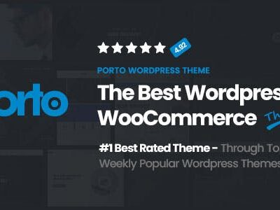 Porto ECommerce Wordpress Theme