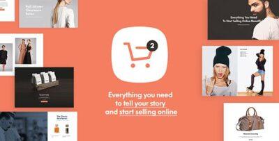 Shopkeeper ECommerce WordPress Theme For WooCommerce