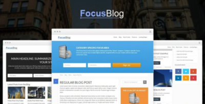 Thrive Themes FocusBlog Theme