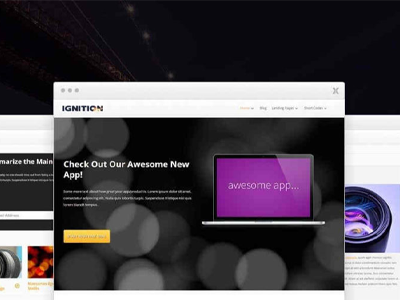Thrive Themes Ignition Theme