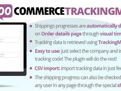 WooCommerce TrackingMore