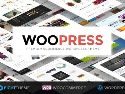 WooPress Responsive Ecommerce Theme