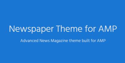 Ampforwp Newspaper Theme