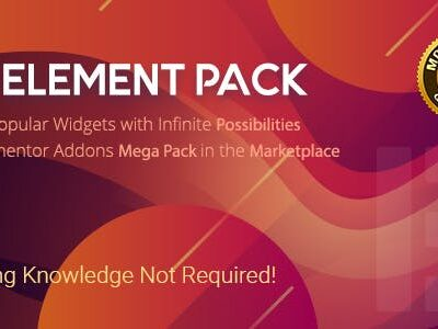 Element Pack Wordpress Plugin
