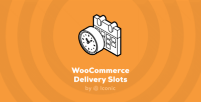 Iconicwp Woocommerce Delivery Slots